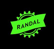 Randal gear design by Dan O'Rourke