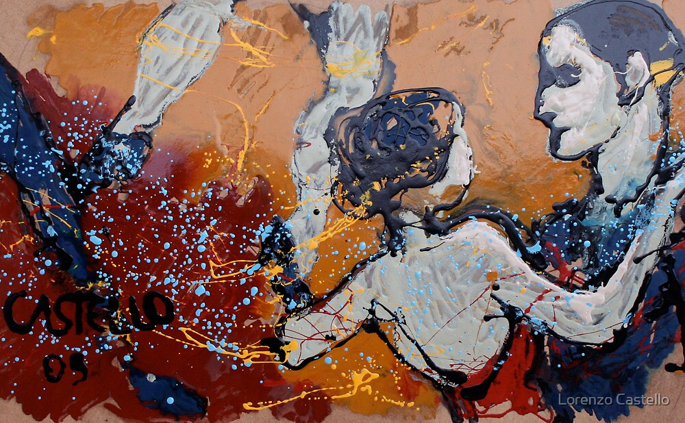 Tango by Lorenzo Castello