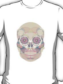 Skull - circular T-Shirt