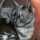 Watch over me by Ida Jokela
