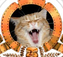 COOL cat metro goldwyn mayer Sticker
