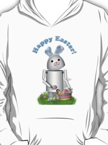Happy Easter from Robo-x9 T-Shirt