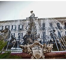 diana fountain by kippis