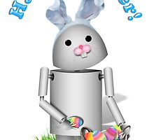 Happy Easter from Robo-x9 by Gravityx9