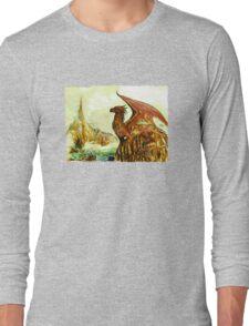 Smaug Long Sleeve T-Shirt