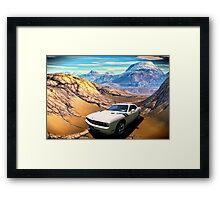 Highway Star Framed Print