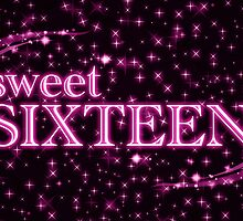 sweet sixteen by maydaze