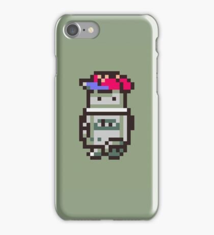 Robo - Ness iPhone Case/Skin