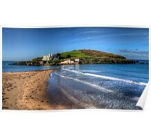 Burgh Island, Bigbury on Sea Poster