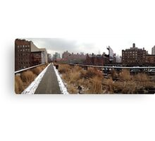 The High Line, NYC Canvas Print
