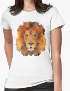 Lambs & Lions Womens Fitted T-Shirt