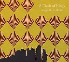 A Clash of Kings Cover by Jack Howse
