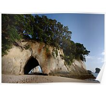 Cathedral Cove Poster