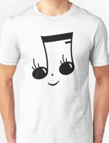 Smiling Music Notes T-Shirt