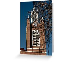 SAN FELIPE DE NERI GREETING CARD Greeting Card