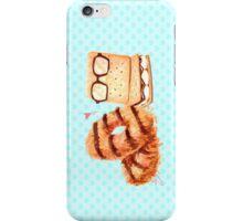 Sweet Caramel Graham Cracker Duo iPhone Case/Skin