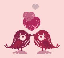 Love Birds Kids Clothes