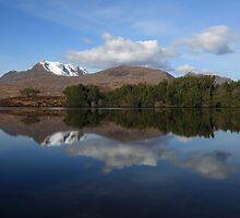 Loch Cul Dromannan by Maria Gaellman