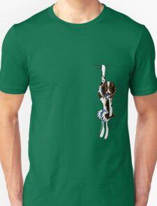 Clingy Springer Spaniel Unisex T-Shirt