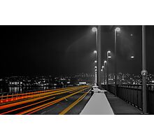 Fastlane to Dundee Photographic Print