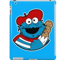 Le Cookie Monsieur iPad Case/Skin