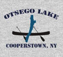 Otsego Lake by ofthebaltic