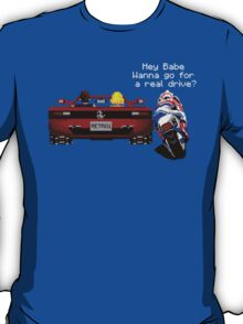 Hang On to Outrun T-Shirt