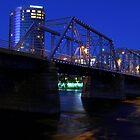 The Blue Bridge by naturesangle