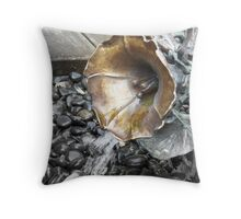Fluted Fountain Throw Pillow