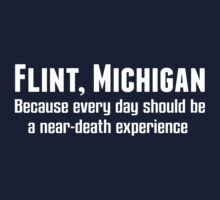 Flint Michigan by House Of Flo