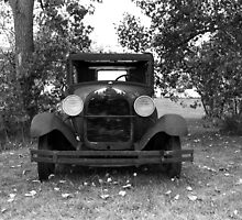 1929 Ford by naturesangle