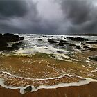 Elements Series - StormSurge, Freshwater West by rennaisance