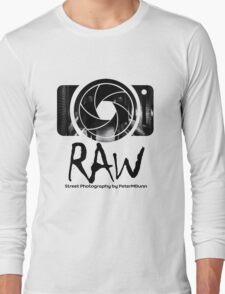 RAW Street Photography Long Sleeve T-Shirt