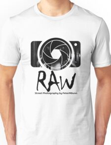 RAW Street Photography Unisex T-Shirt