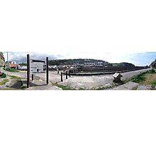 Portreath Harbour  Photographic Print