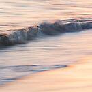 Sunset Waves - Maui, Hawaii by Zach Pezzillo