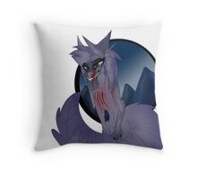 Lapuella - Jackal x Wolf merchandise  Throw Pillow