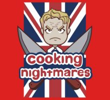 Cooking Nightmares by Snellby