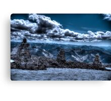 Ben Nevis Summit Canvas Print