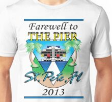 FAREWELL TO THE ST. PETE PIER Unisex T-Shirt
