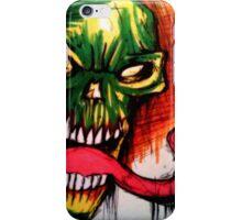 Vibrant Skull iPhone Case/Skin