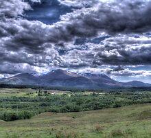 Ben Nevis Range by Ramblermatt