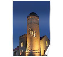 Old Mackinaw Point Lighthouse Poster
