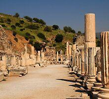 Ephesus by Judi Corrigan