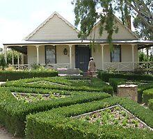 Ballarat House by cazzgroves