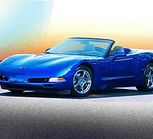 1999 Corvette Roadster by DaveKoontz