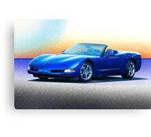 1999 Corvette Roadster Canvas Print