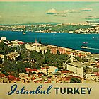 Vintage Istanbul Turkey Travel by House Of Flo