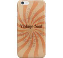Vintage Soul iPhone Case/Skin