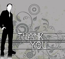 executive thank you by maydaze